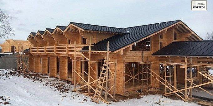 строительство под ключ. Как будет выглядеть дом после завершения этих работ?